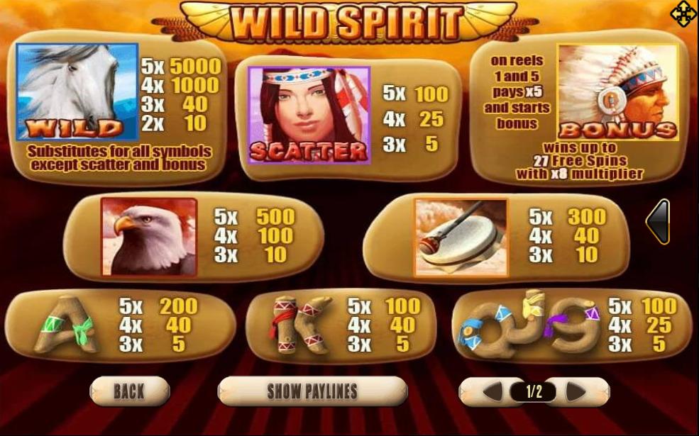Wild Spirit 2