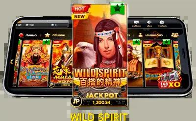 Wild Spirit 3