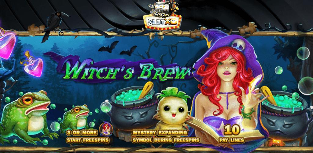 Witch's Brew ปก2